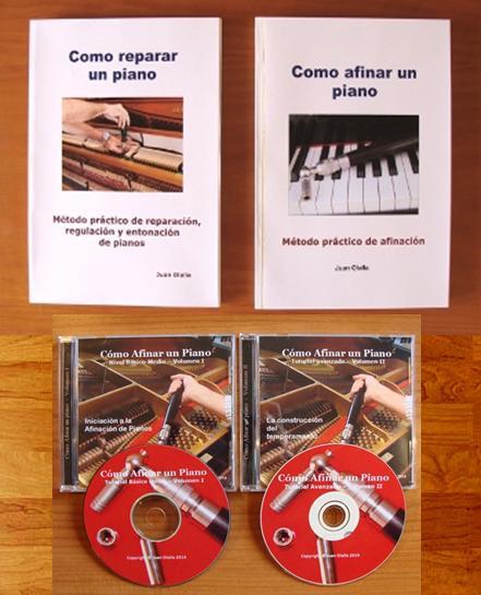 Curso Método Afinación de Piano